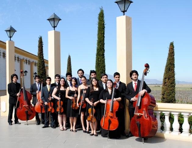 Orquesta Juvenil MusArt de Casablanca