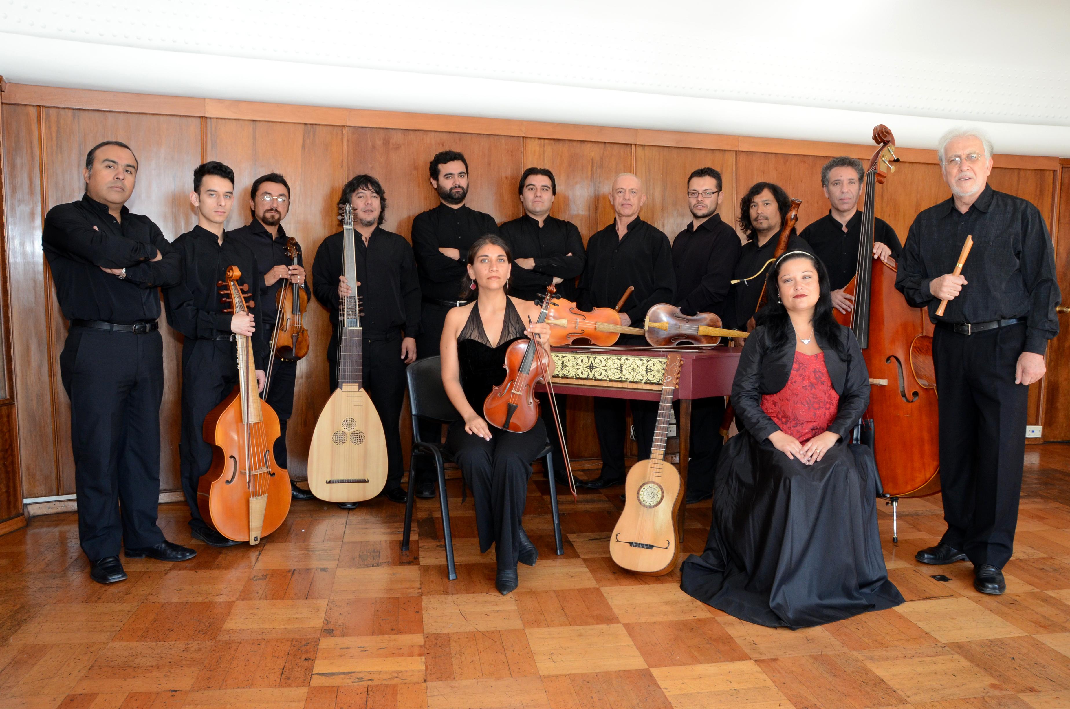 Resultado de imagen para hugo pirovich grupo barroco