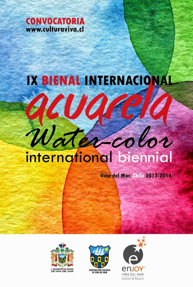 Bienal de Acuarela 2014