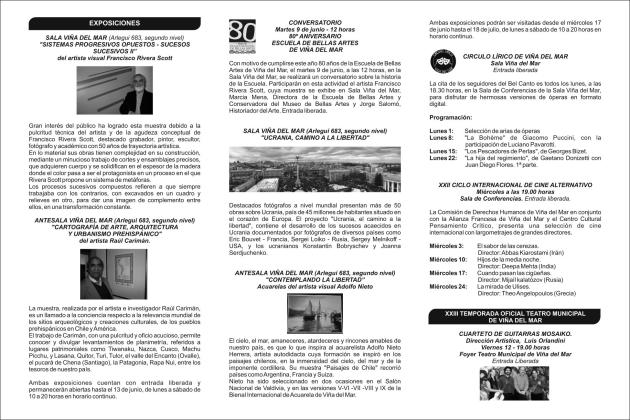 Boletín junio contraportada
