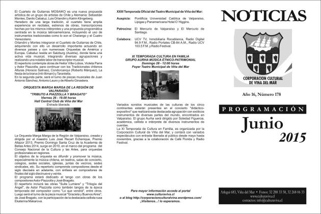 Boletín junio portada