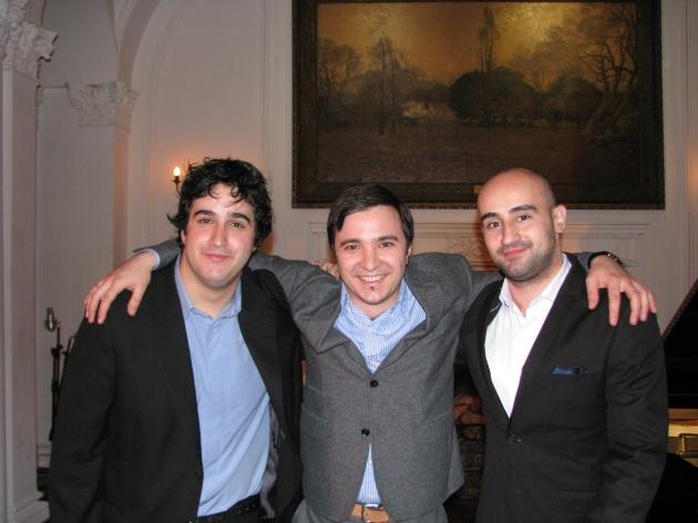 Finalistas XLII Concurso Musical Luis Sigall