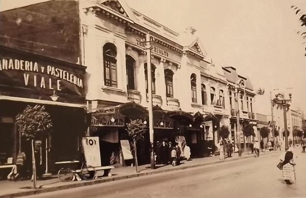7 Calle Valparaíso, Teatro Rialto
