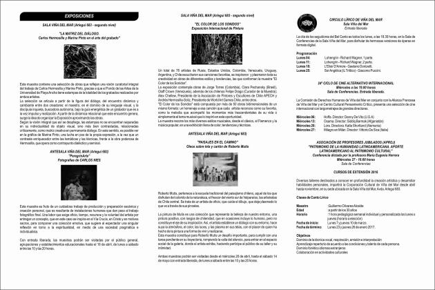 Boletín abril contraportada