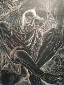 Obra El niño de las bolitas - Carlos Hermosilla