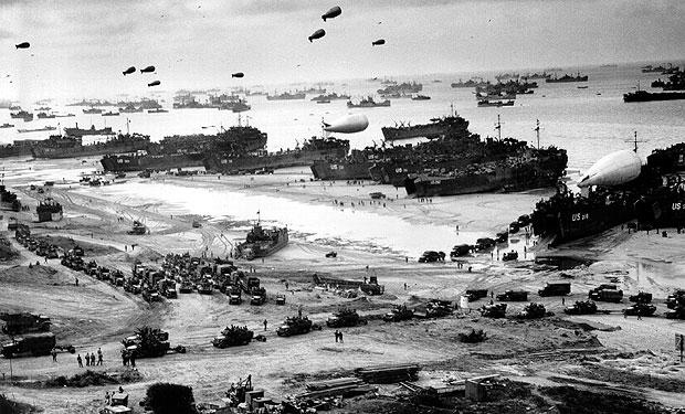 Foto 3 Desembarco en Normandia
