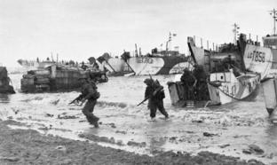 Foto 6 desembarco en Normandia