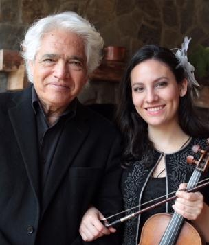 Montserrat Prieto y Roberto Bravo
