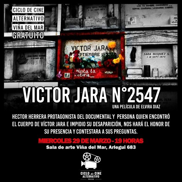 invitacion victor jara 2547