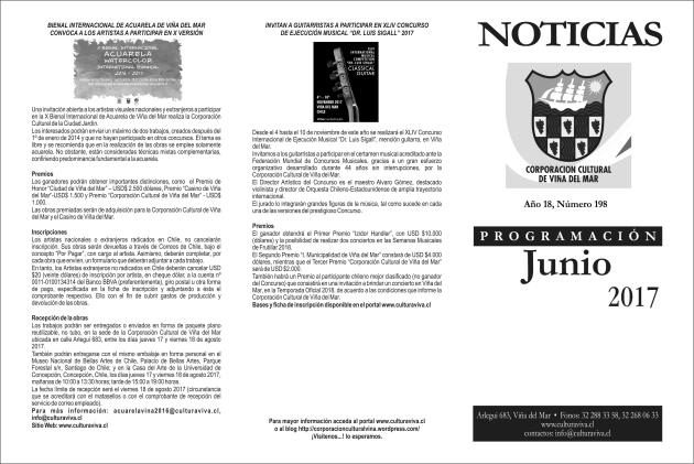 Noticias junio portada