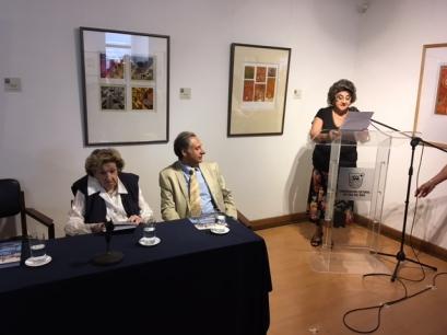 Alcaldesa Virginia Reginato, presentación libro Viña del Mar ayer y hoy, 3