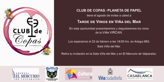 Club de Copas 23 febrero