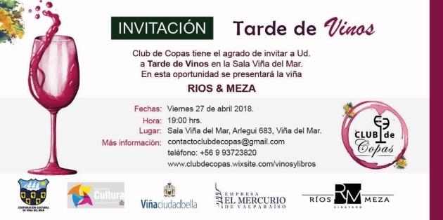 Club de Copas 27 abril