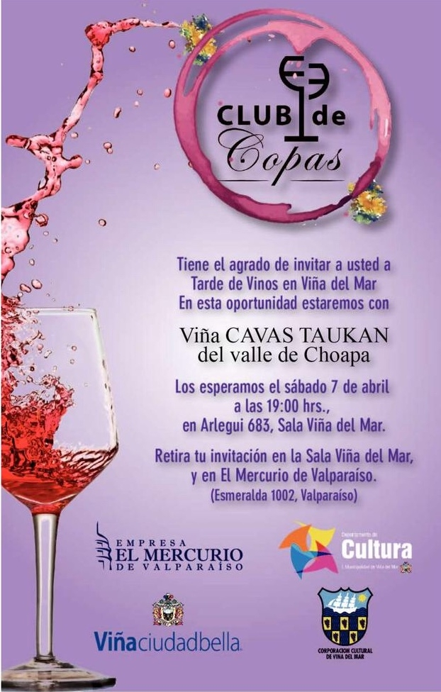 Club de Copas 7 abril