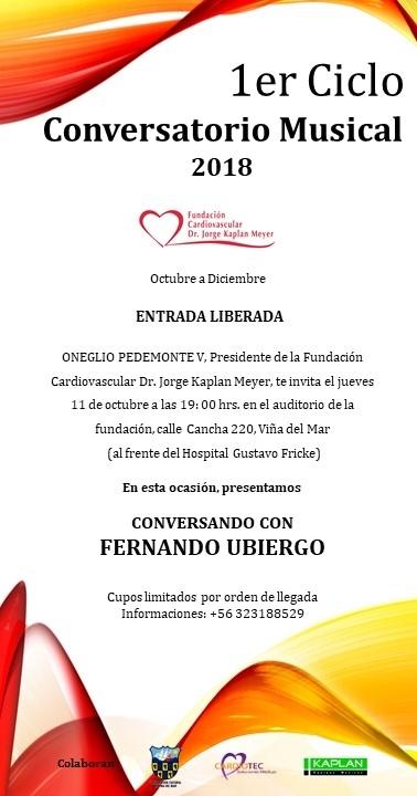 Conversatorio Musical Fernando Ubiergo